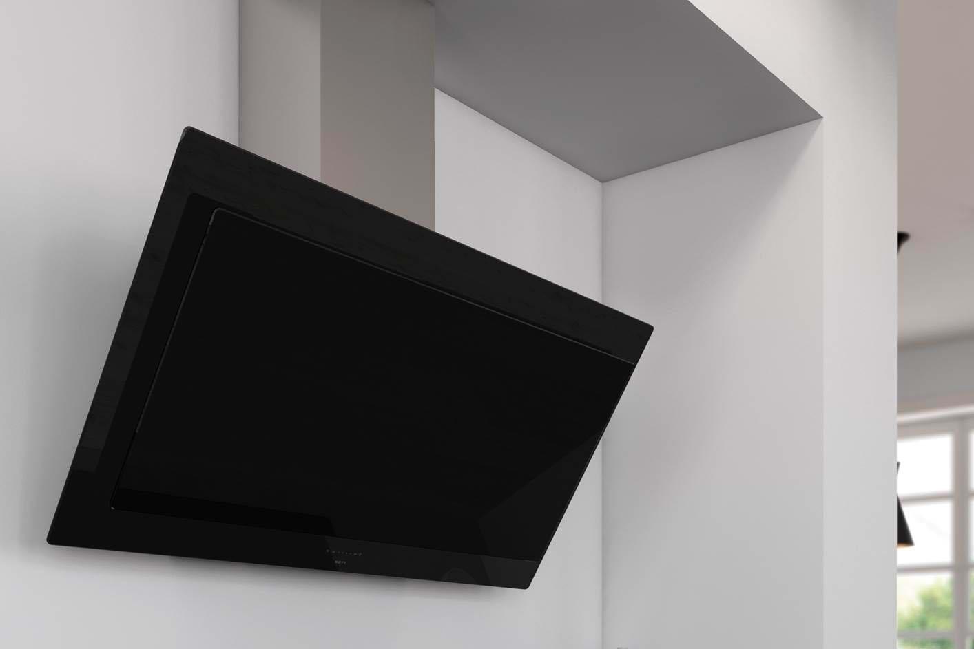 hotte novy pianos-et-fourneaux.com hotte murale noire